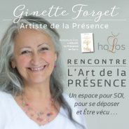 PROCHAIN SATSANG EN DIRECT CE MERCREDI avec Ginette Forget