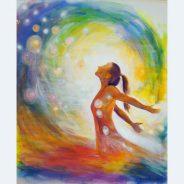 Canaliser l'énergie de vie et suivre l'élan créatif, c'est cultiver la joie, exprimer le vrai Moi…